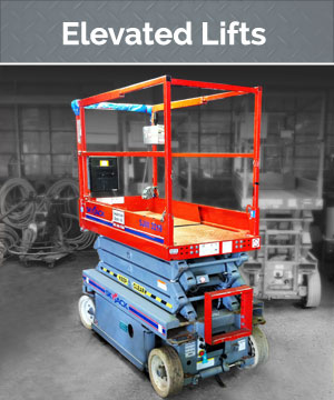 Small or large work platforms are available for indoor or outdoor use. If you need scissor lifts or articulated booms we can help. Let us match the best lift to your intended use.
