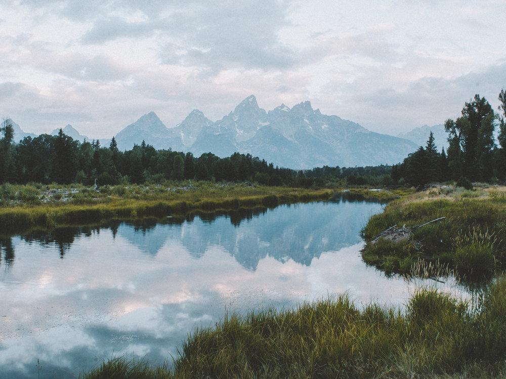 Grand Tetons National Park, Utah