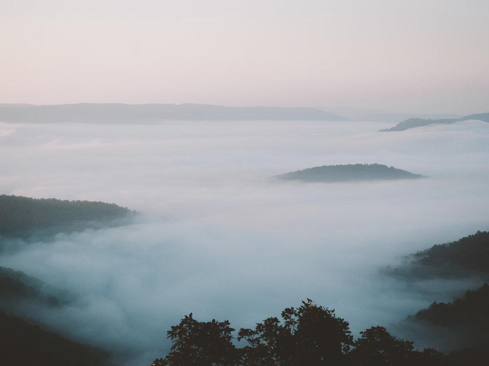 Ponca Wilderness, Ozark Mountains, Arkansas