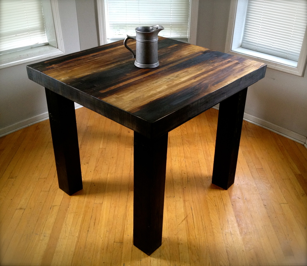 Chicago Fire Butcher Block FURNITURE COLLECTION u2014