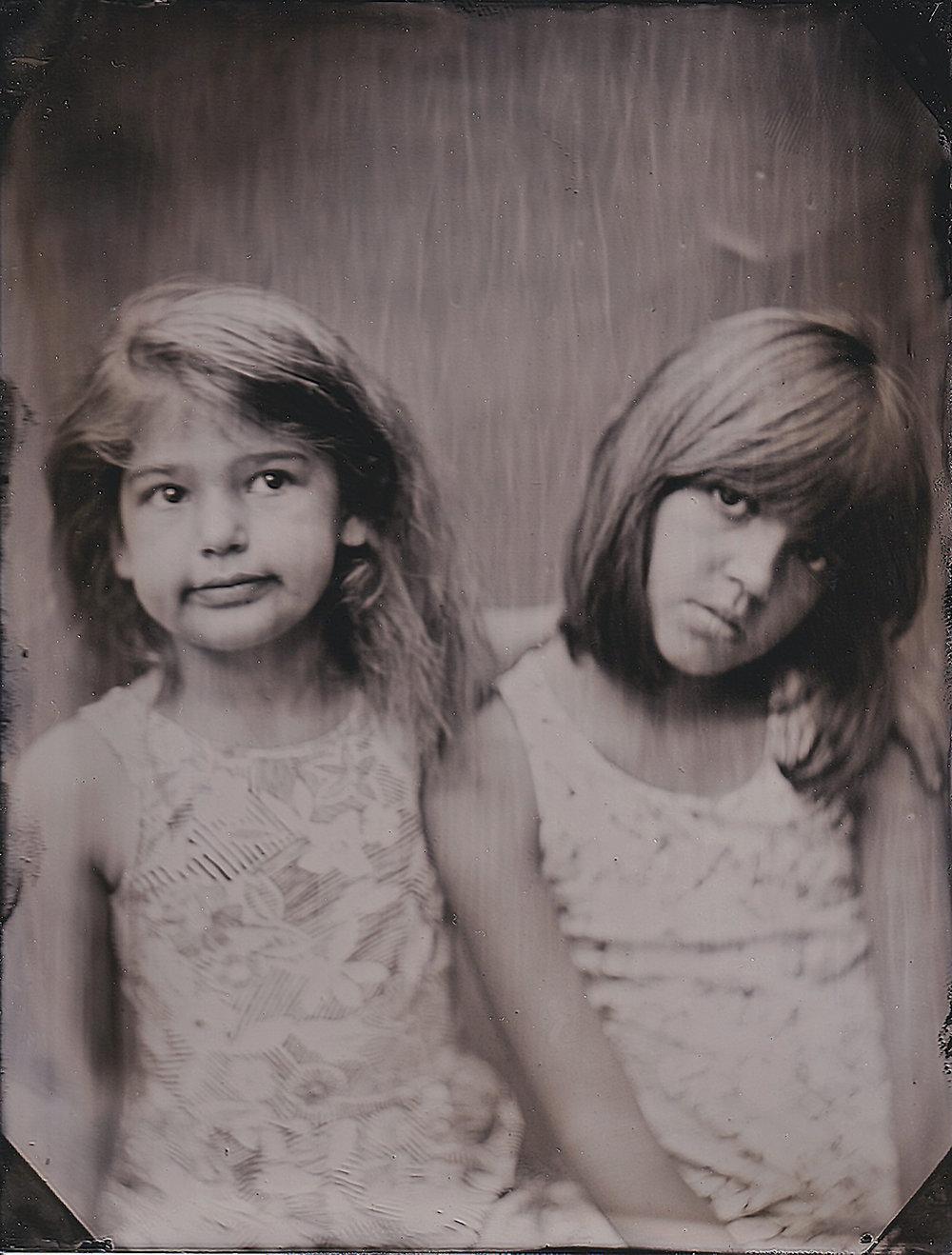 Sister Portrait
