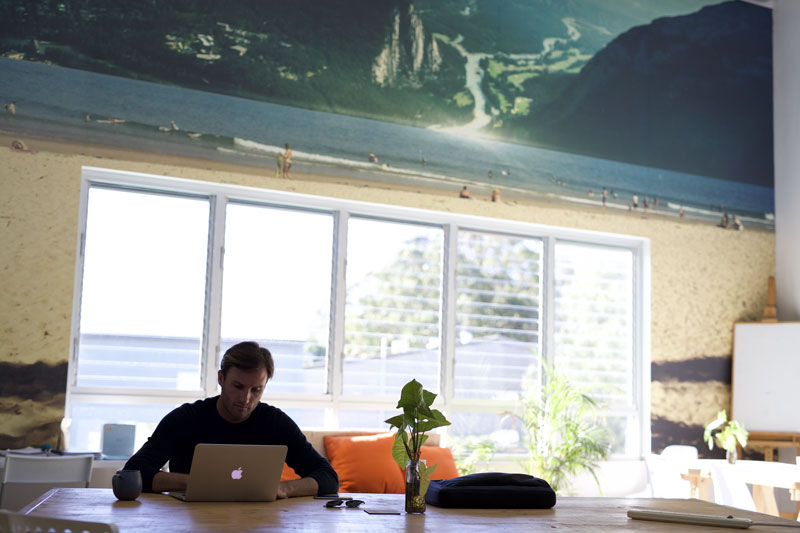 Productive & inspiring space