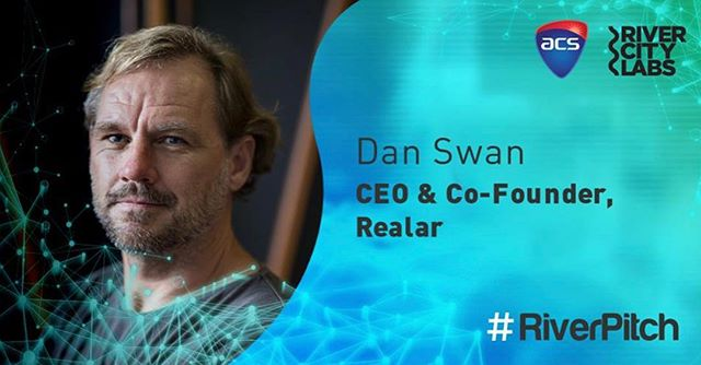 W A T C H  Tonight is the first episode of #Riverpitch, tune in to watch @drdanswan , Co-Founder at @realarplaces as he pitches for a spot in the top four. Airing at 7:30pm on @yourmoneyaus 👉 https://www.acs.org.au/riverpitch.html #Innovation #startups #scaleup