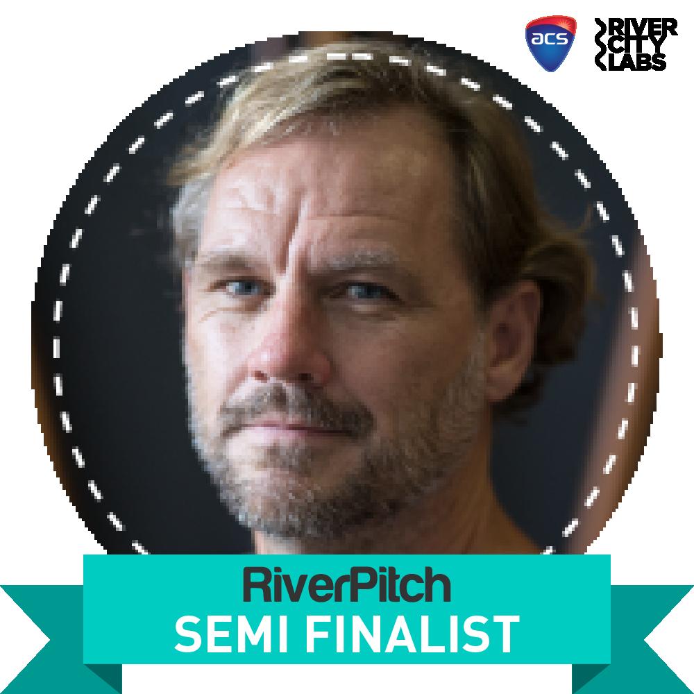 Realar #RiverPitch Semi-finalist