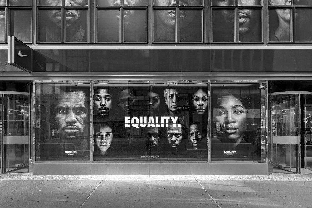 Nike Town NY