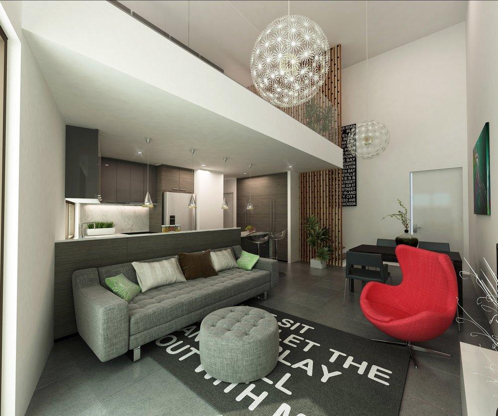 Room by room rentals