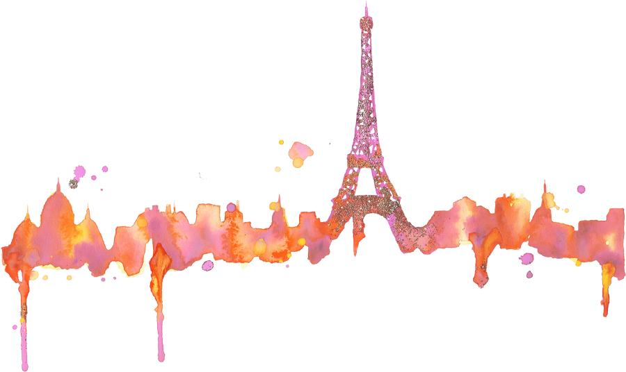Paris, by Sara Johanna Illustrations