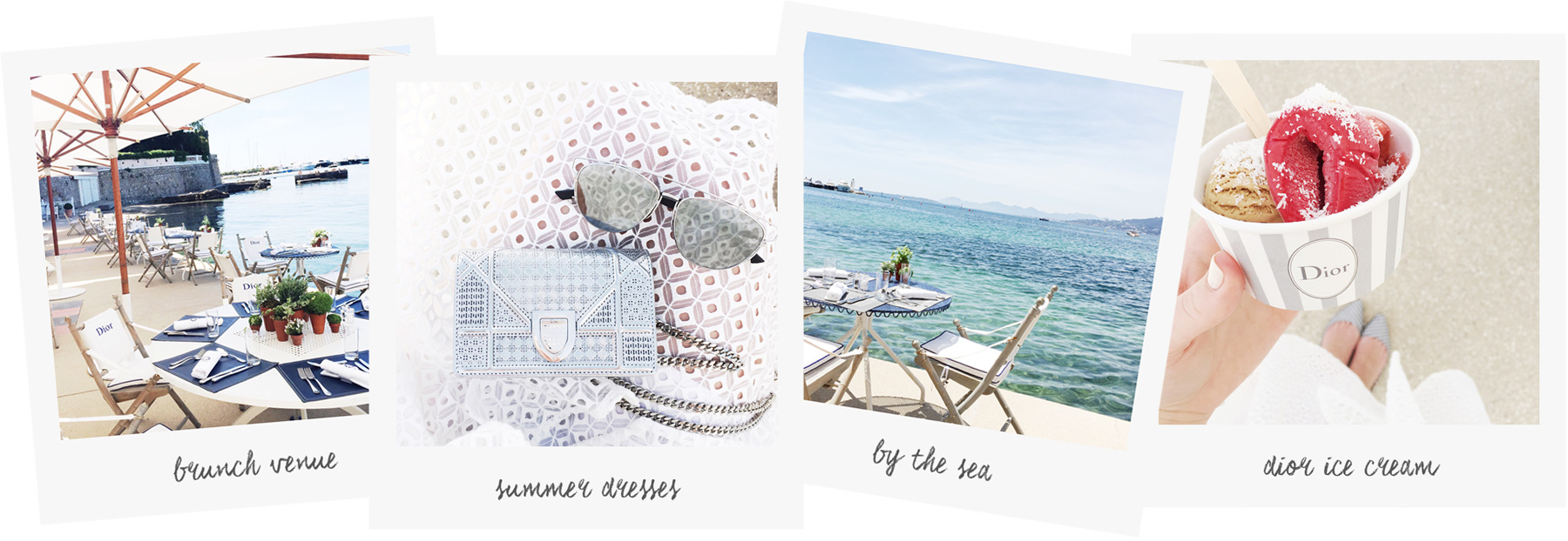 Dior Cruise in Cannes by Carin Olsson