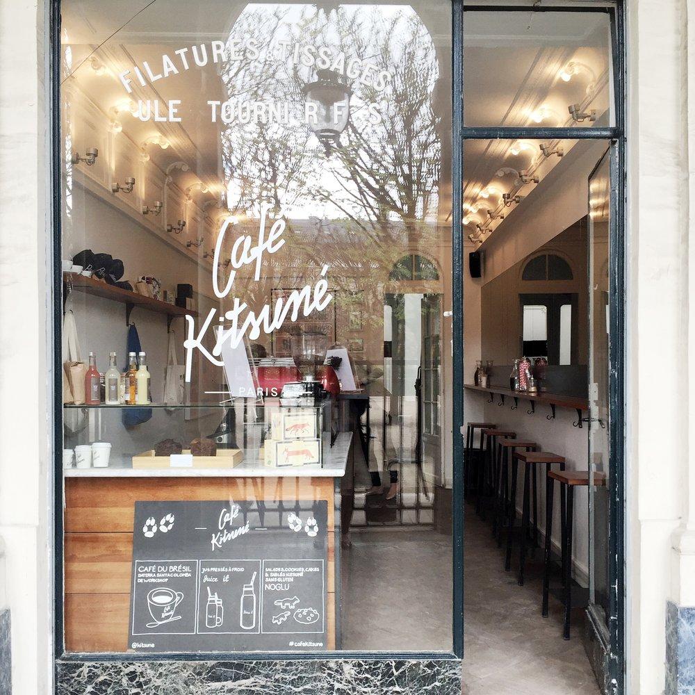 Cafe Kitsuné              51 Galerie de Montpensier,              75001 Paris