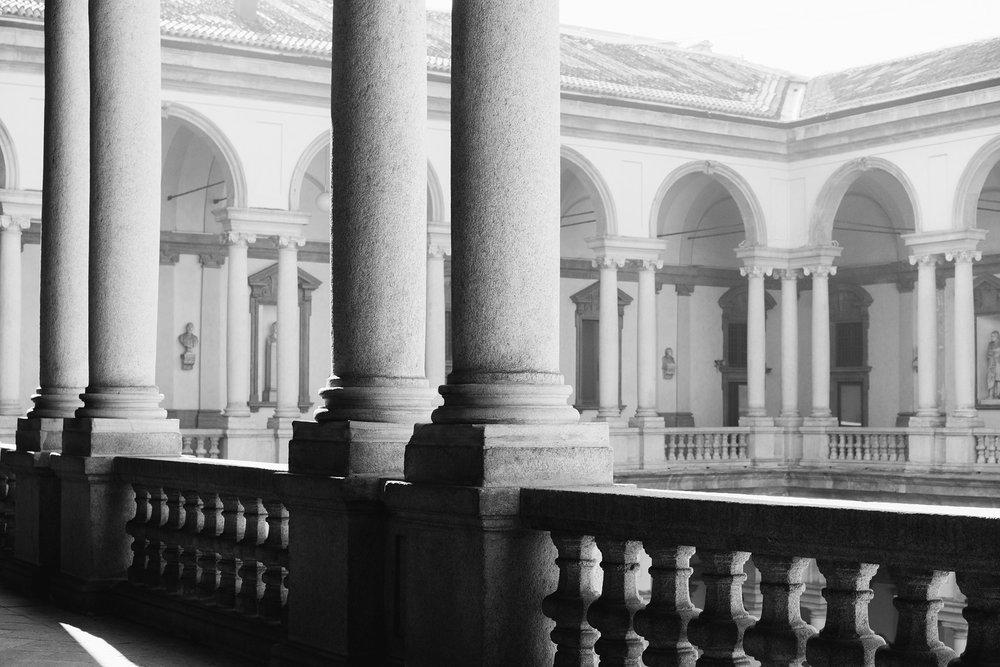Pinacoteca di Brera               Via Brera, 28