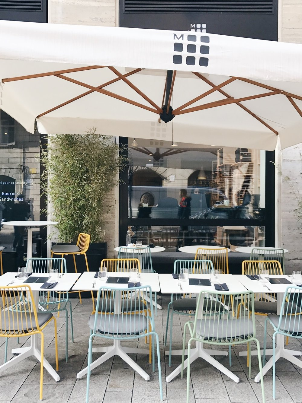 Moleskin Café                            Corso Garibaldi, 65