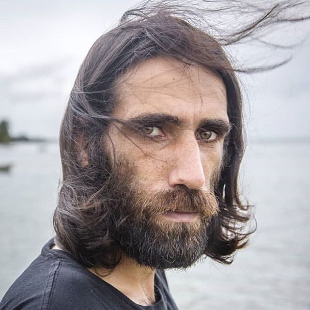 "Behrouz Boochani is a Manus Island detainee who has won Australia's richest literary prize. His book, ""No Friends But the Mountain"" was composed one text message at a time from within the detention centre.  However, however Behrouz was unable to attend the award ceremony as government denied him access.  Behrouz said ""I certainly did not write this book just to win an award. My main aim has always been for the people in Australia and around the world to understand deeply how this system has tortured innocent people on Manus and Nauru in a systematic way for almost six years. I hope this award will bring more attention to our situation, and create change, and end this barbaric policy."" . . . @guardianaustralia . . . . #iamaboatperson #withrefugees #refugeeswelcome #manusisland #detentioncentre #bringthemhere #literature #enddetention"