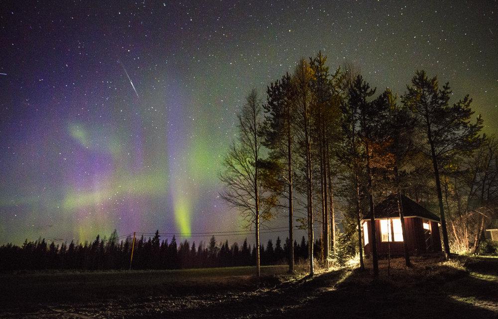 Lapland, Finland, 2015