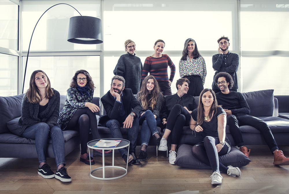 TBWA Paris' New Business Team