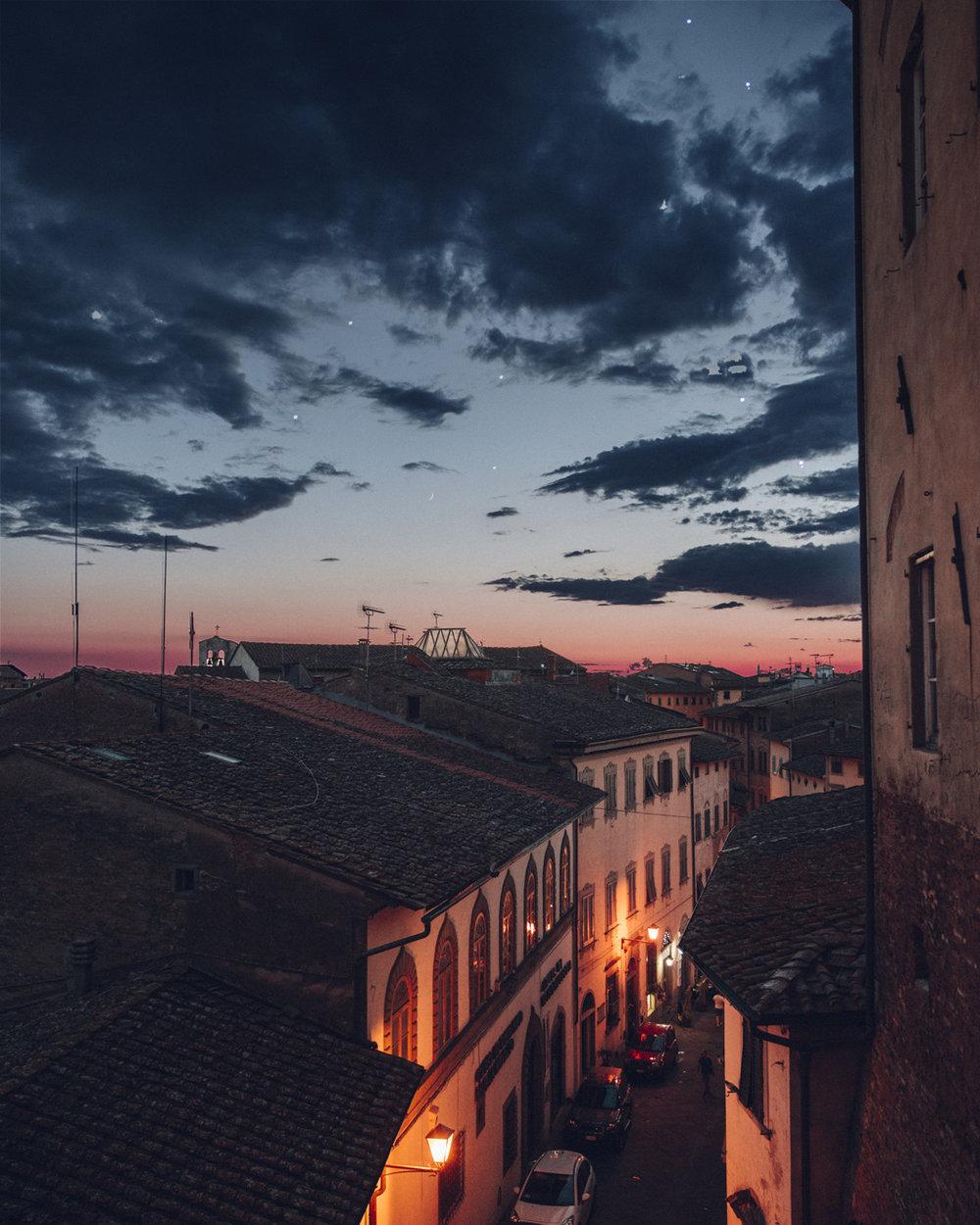 San Miniato, Italy, 2017