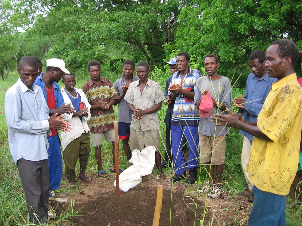 Community - Agriculture Training