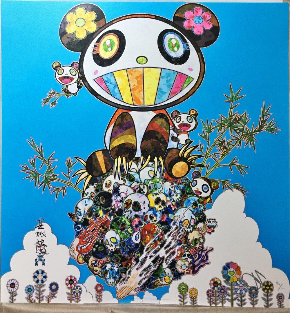 Takashi Murakami, Panda Family
