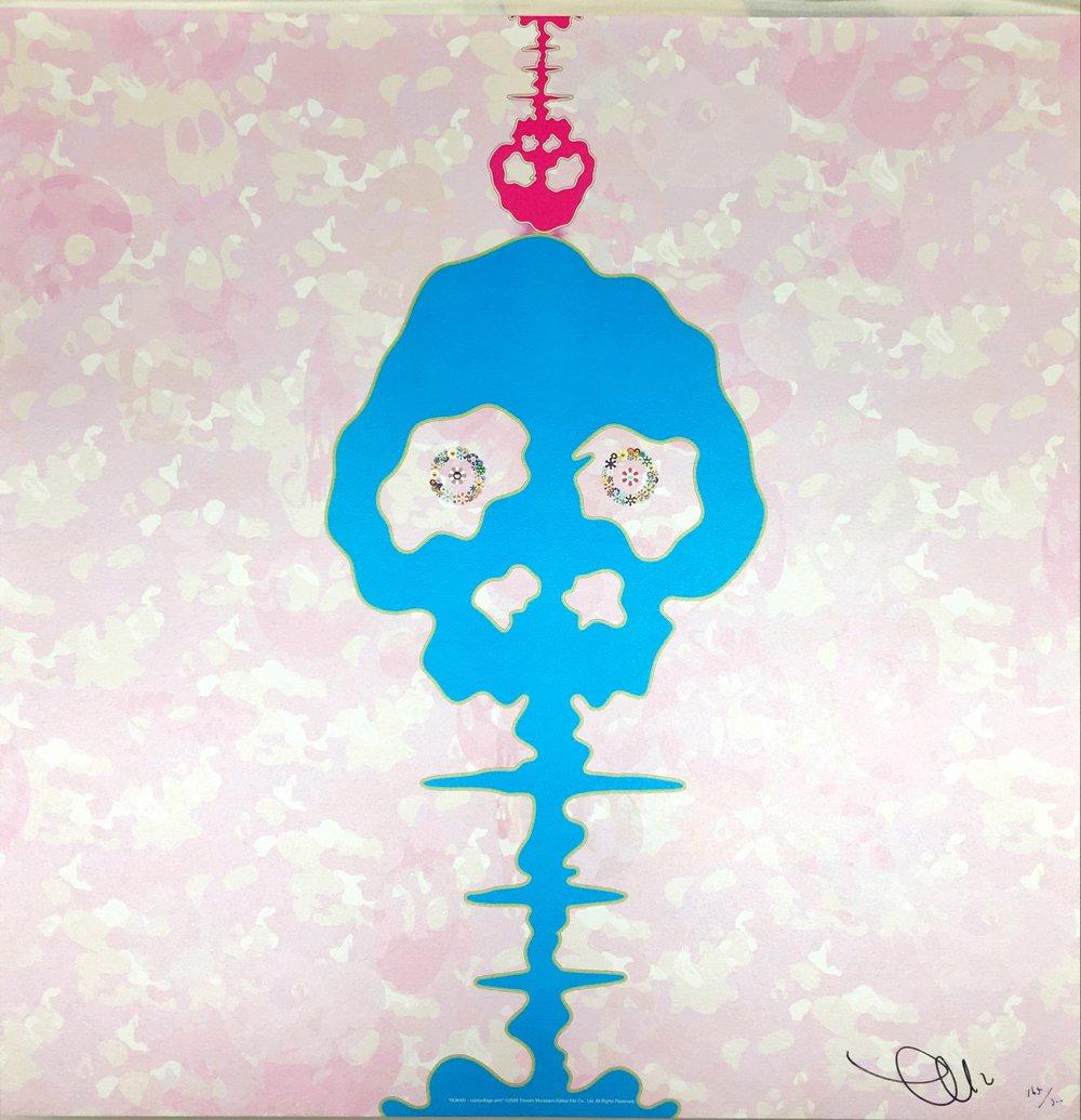Takashi Murakami, Camouflage pink