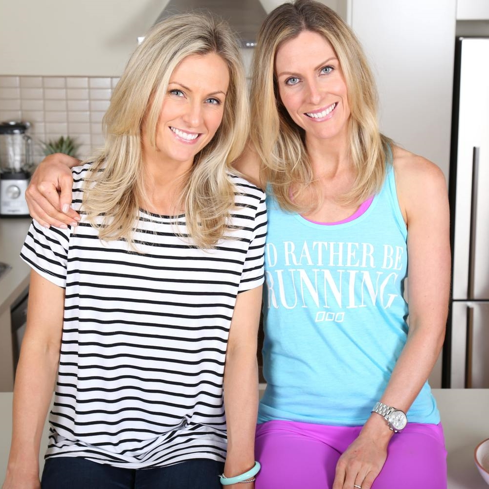 "We are two fun loving, healthy living sisters who love to get the most out of our lives. We are Jayne the SWEAT in Sweat and Oranges a Personal Trainer, kettlebell enthusiast, whole food devotee and Mum and Katie the Oranges in Sweat and Oranges a Nutritionist, green juice lover, exercise lover and healthy lifestyle enthusiast. This website is designed to encourage you towards living a ""healthy is a way of life"", so let's live it!"