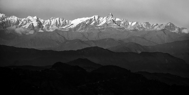 50 Shades of Grey. Nepal 2010. by Christopher Michel via Flickr
