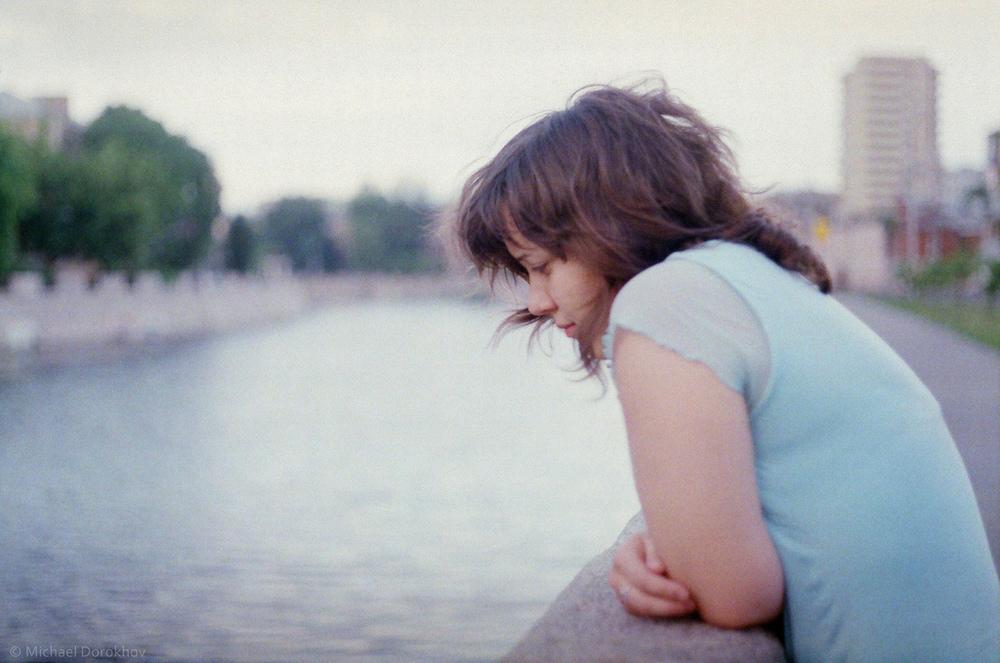 Sad Girl... by Michael Dorokhov/Flickr
