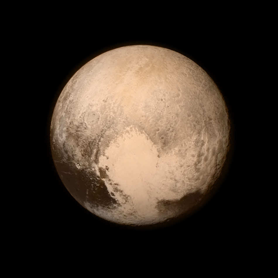 New Horizons' Pluto flyby