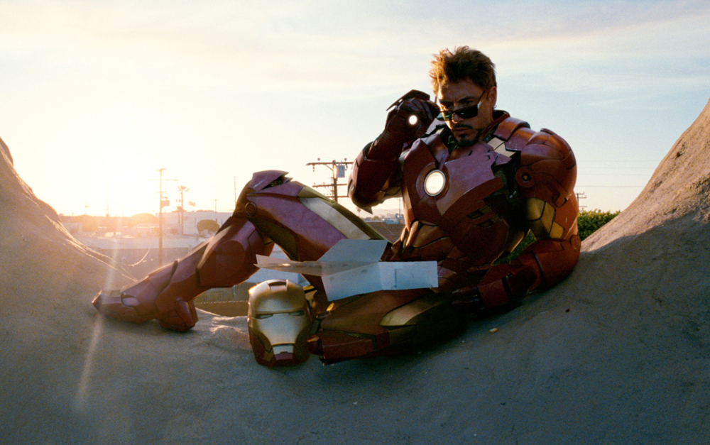 Just Like Tony Stark (aka Ironman), we all could use a little narcissism when developing our personal brand image.