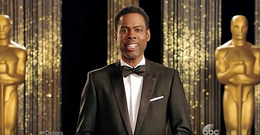 Chris Rock will host the 2016 Academy Awards