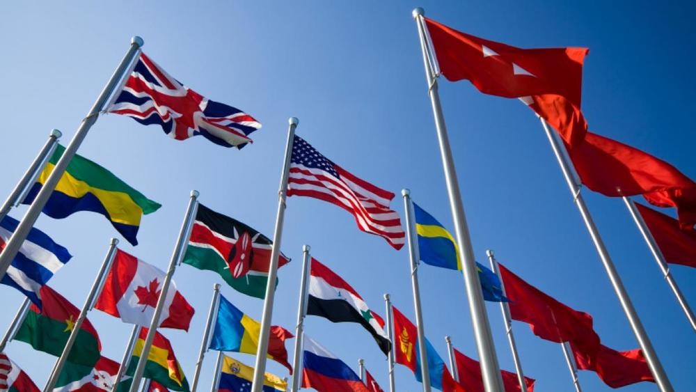 Flags of the World outside the United Nations