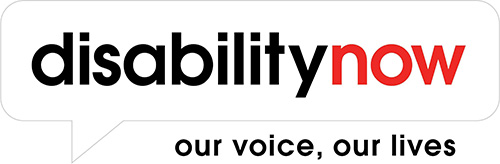 The Disability Now logo