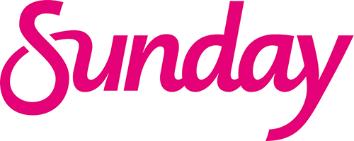 The Sunday logo