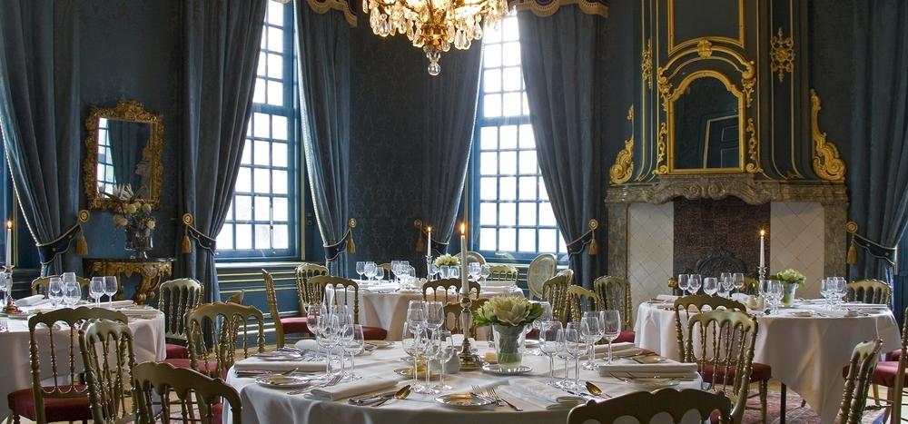 Dit zeventiende-eeuwse slot is overweldigend, warm en excentriek.