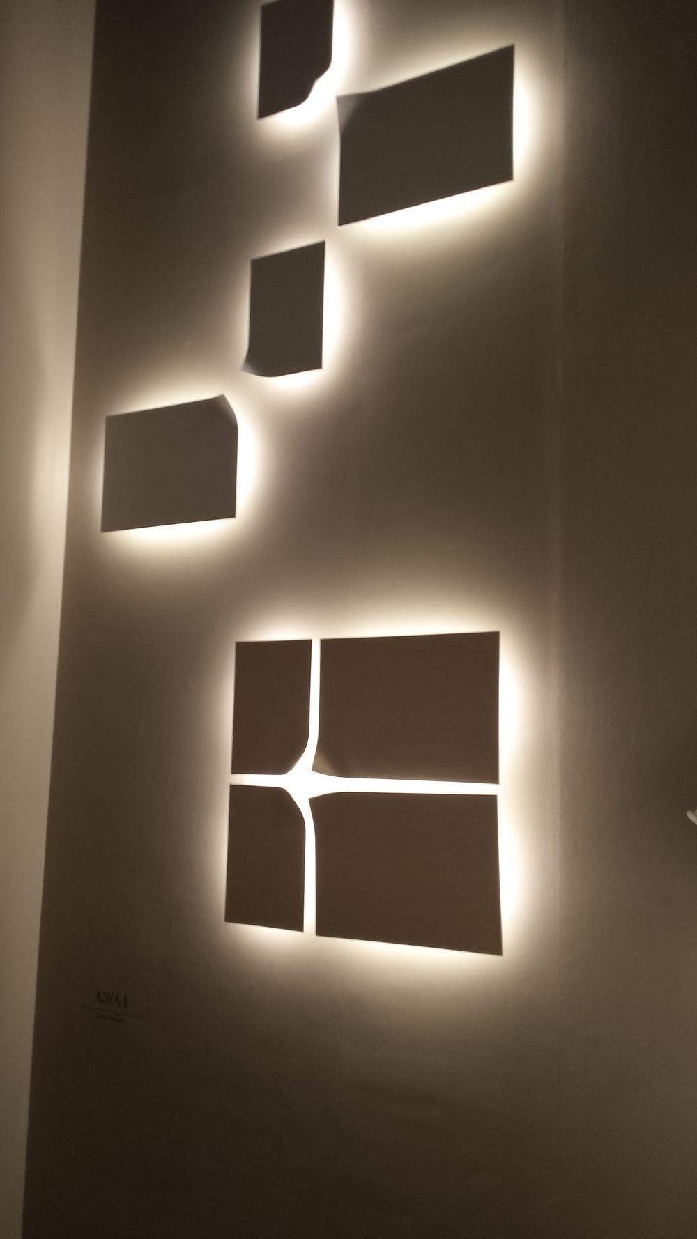 Plaster Wall Lights