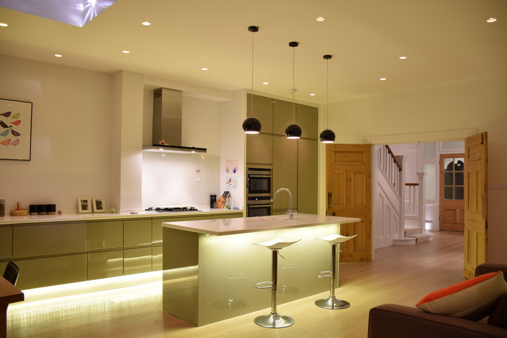We Are Passionate About Light And Want To Show Our Clients What Is Possible  With Beautiful Illumination In A Home