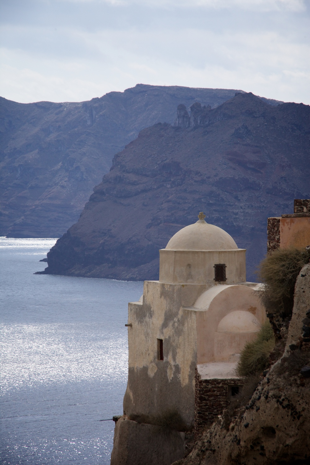 The Island of Santorini SN7     © Ron Rosenstock Photography