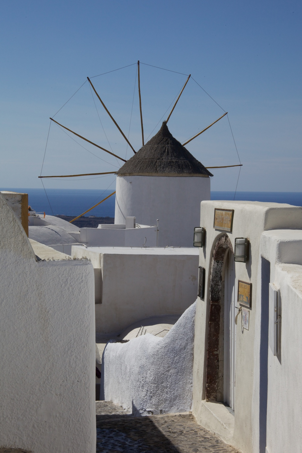 The Island of Santorini SN8 © Ron Rosenstock Photography
