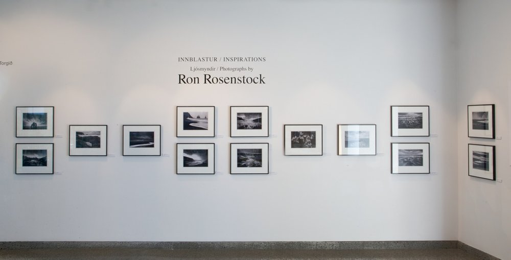 """Inspirations"": Images of Iceland by Ron Rosenstock at the National Museum of Iceland"