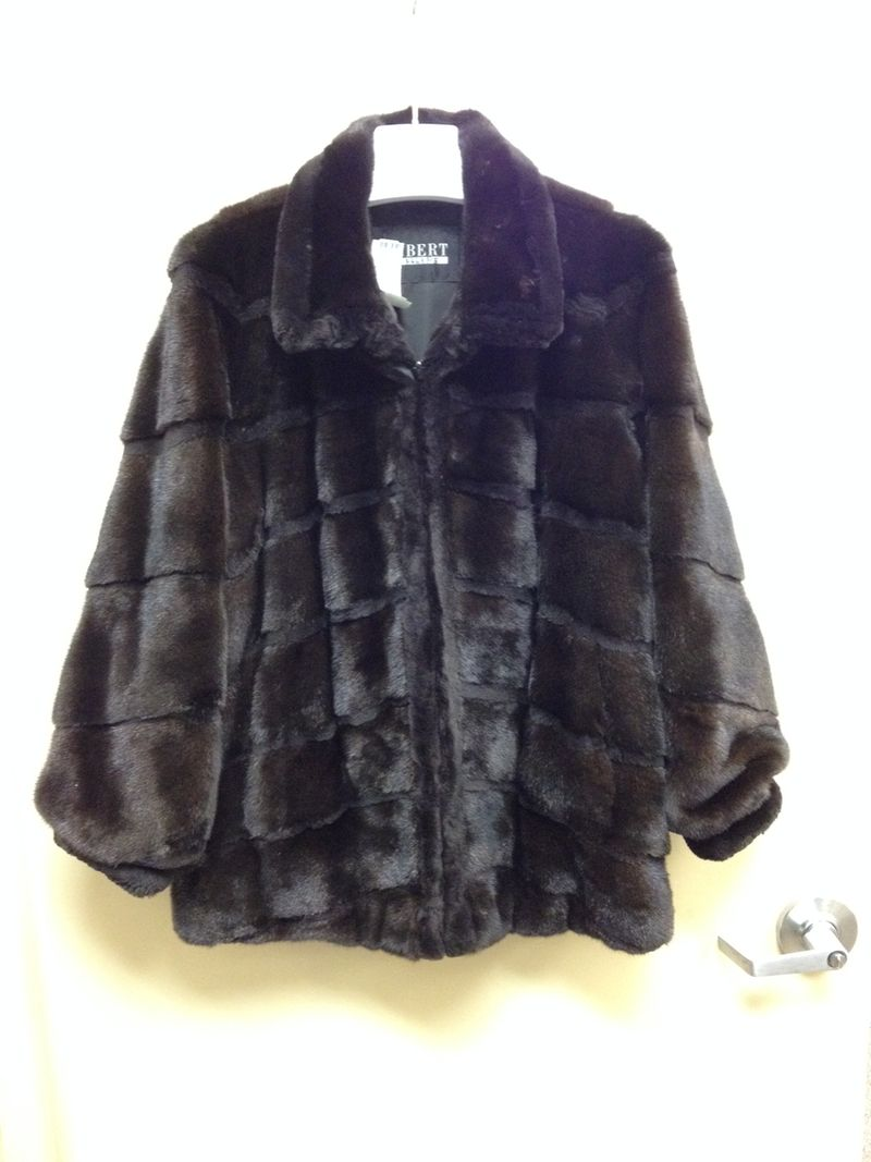 Size M Ranch Mink Jacket  $718.95