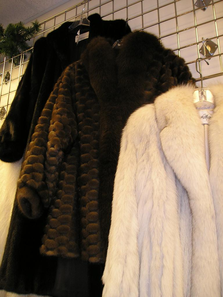 Furs — Encore Resale Fashions