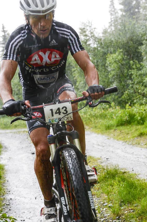 På Åre Extreme Challenge.