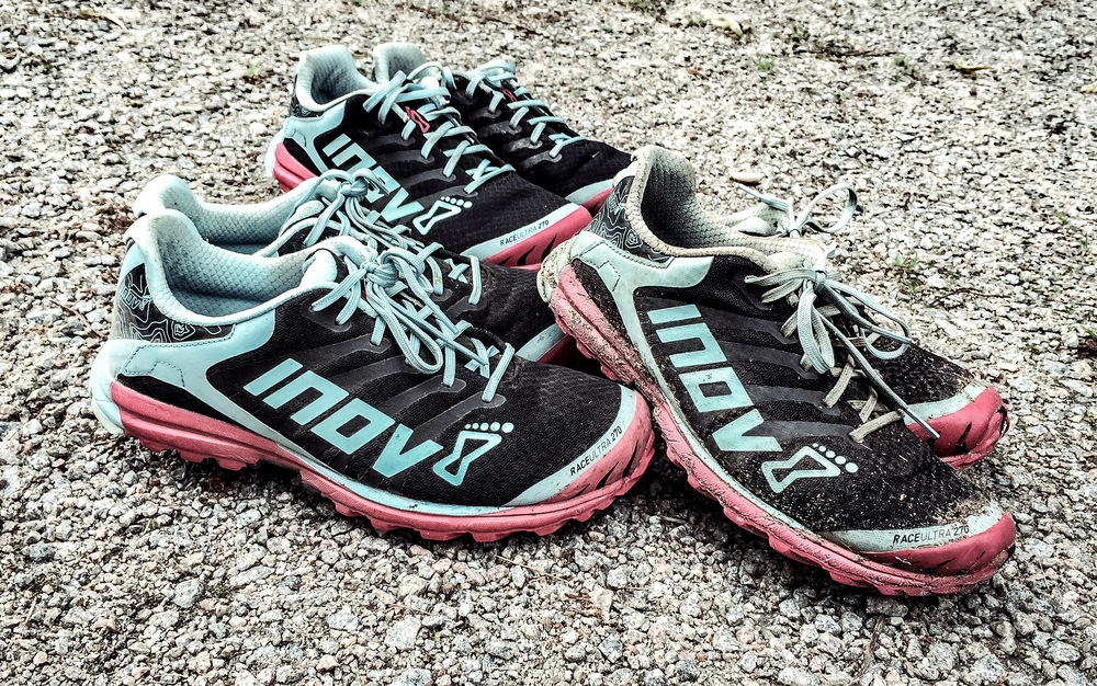Bästa skon jag kan tänka mig: Inov-8 Race Ultra 270