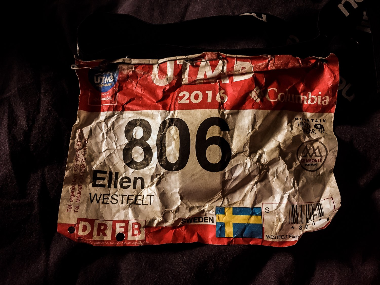 UTMB 2016 — Race Report — Pace on Earth - Ultralöpning