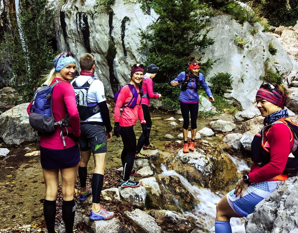 Dags för äventyrslöpning i Pyrenéerna!
