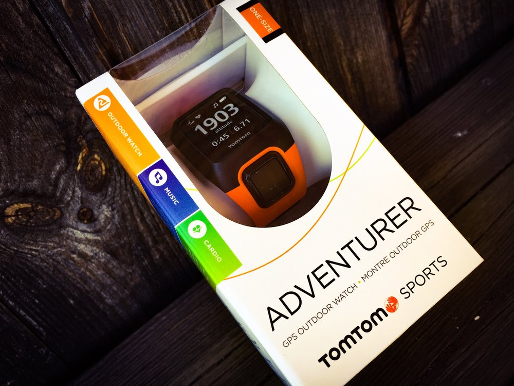 TomTom Adventurer GPS Outdoor Watch