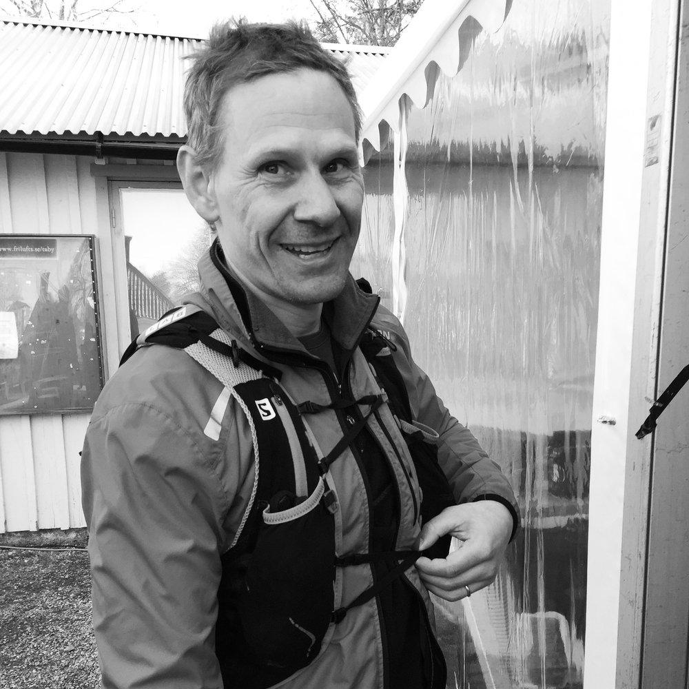 Martin Scharp äntligen i mål som vinnare på 200 miles!