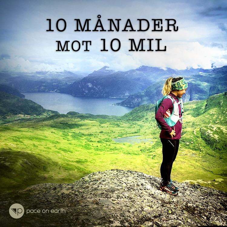 Missa inte vår nästa coachingstart av programmet  10 månader mot 10 mil!  Vi kör igång 1 februari!