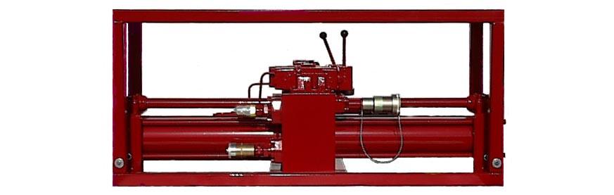 Cylinder intensifier