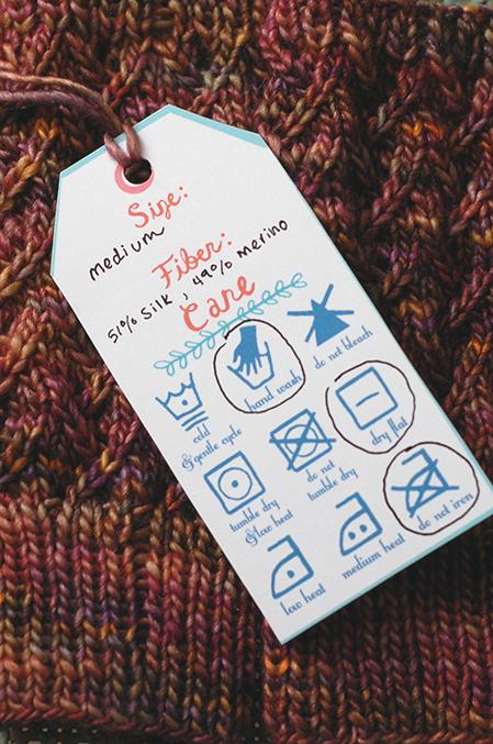 Knitting Gift Tags : Free printable knitting tags — first pancake studio