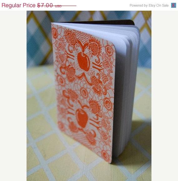 fruit notebook- now $5