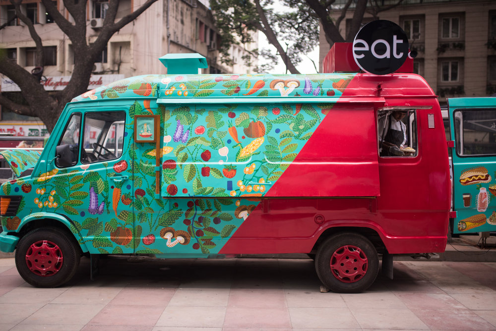 eat. food truck
